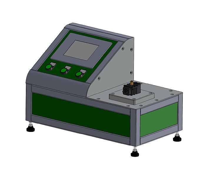 Funktionsprüfstand Schaltermodule | ATG